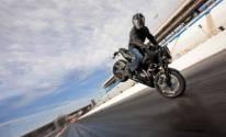 большое переднее колесо на мотоцикл #11