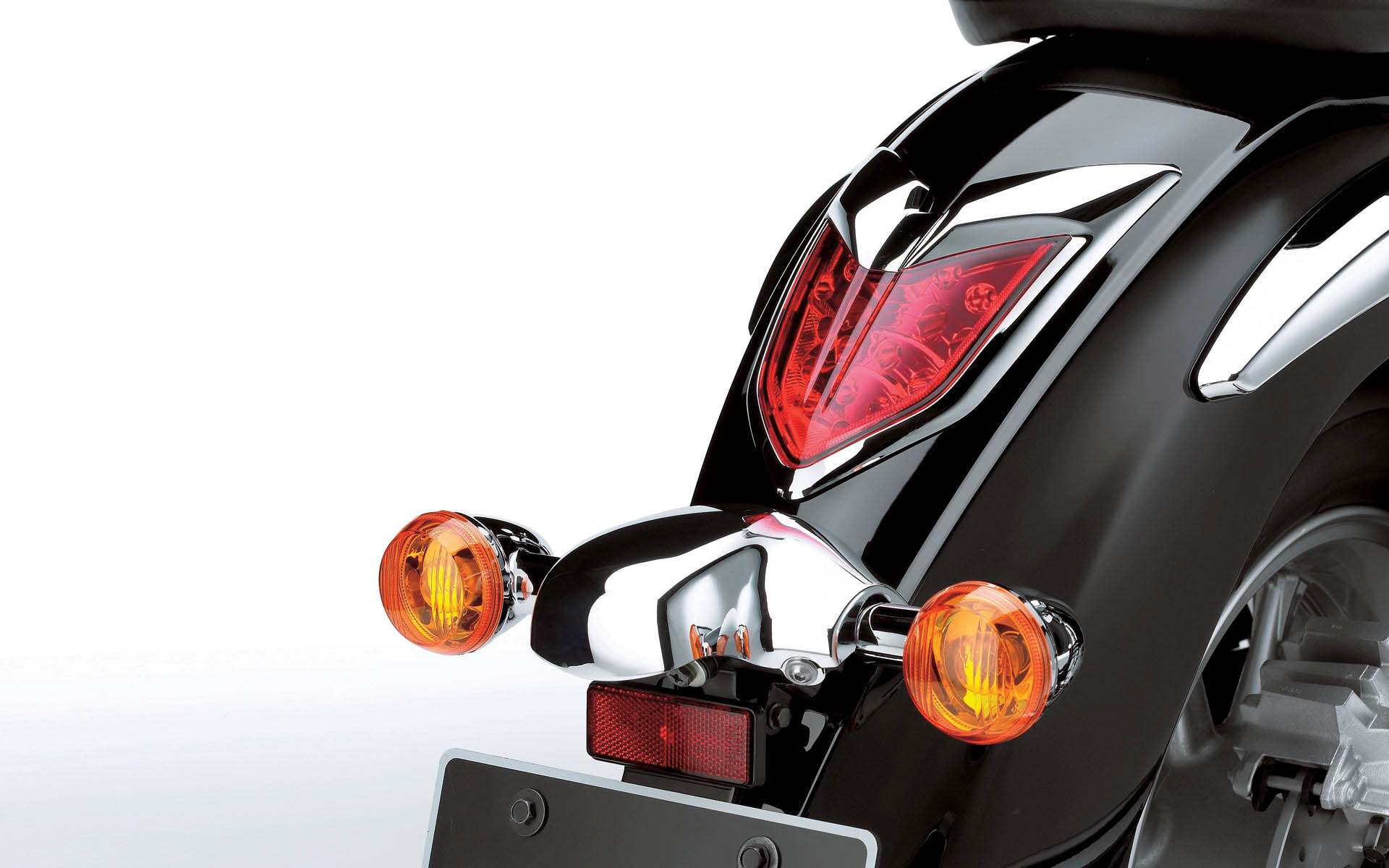Дизайн крыла мотоцикла
