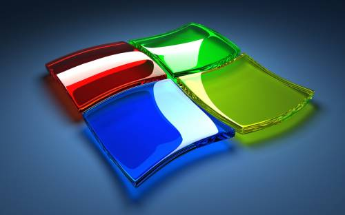 3D Windows 7 - Windows