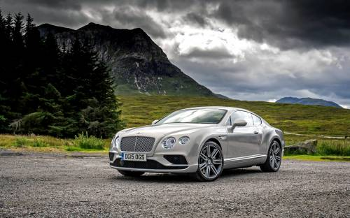 Bentley Continental Gt - Автомобили