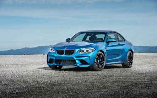Bmw M2 Coupe F87 - Автомобили