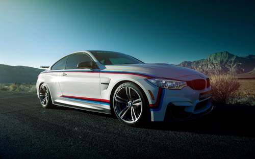 Bmw M4 Coupe - Автомобили