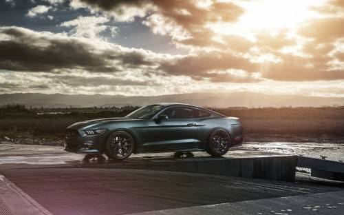 Ford Mustang 2015 Gt - Автомобили