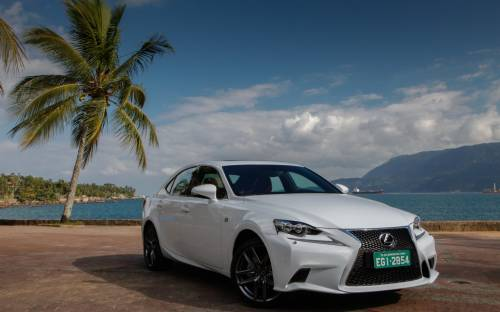 2013 Lexus Is F-sport - Автомобили