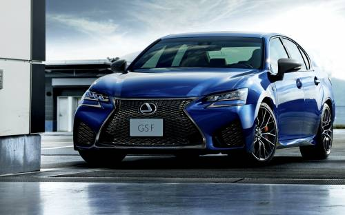 Lexus Gs F Sedan - Автомобили