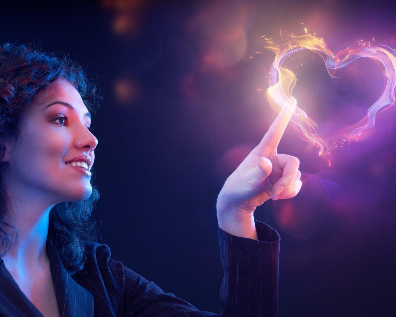 Белая магия на девушку в домашних условиях