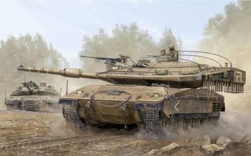 Для рабочего стола рисованные танки